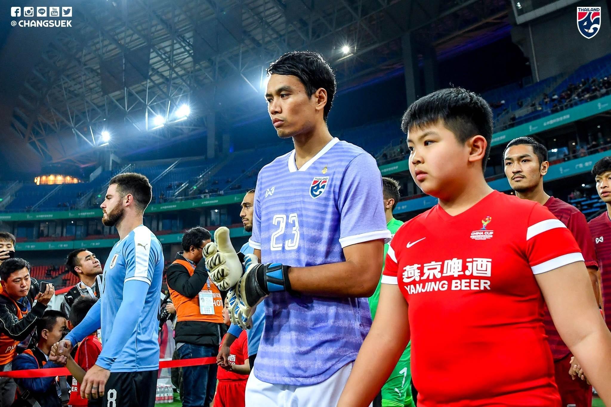 Fact หลังเกม : 5 เรื่องดีที่ได้เห็นแม้ ทีมชาติไทย แพ้ อุรุกวัย 0-4