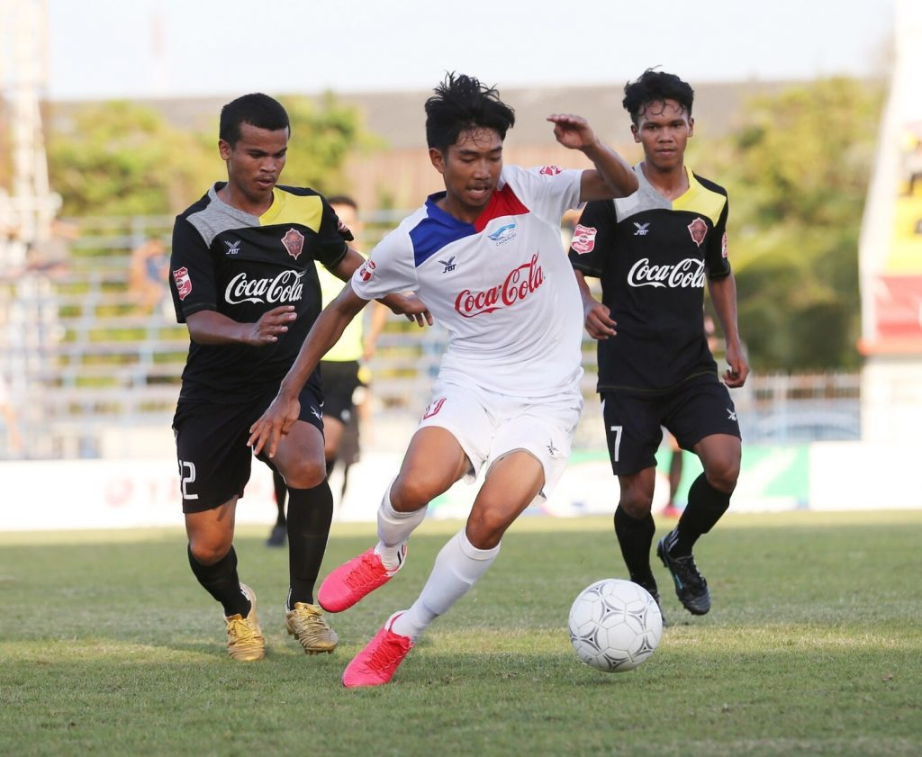 คาเด็นซ่า สตูล ยูไนเต็ด 0-1 ชลบุรี เอฟซี